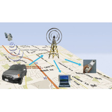 GPS Tracking System Tracking All Over The World (TK116)