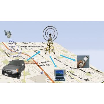 Suivi du système de suivi GPS partout dans le monde (TK116)