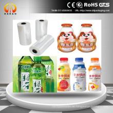 PET-Wärmeschrumpfschlauch-Wärmeschrumpf-Kunststofffolie für Flaschenschrumpfschläuche