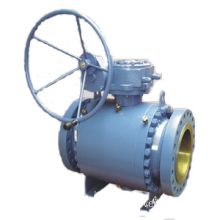 Cast Steel Trunnion Ball Valve