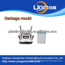 indoor dustbin garbage bin mould/china dustbin garbage bin mould,factory dustbin garbage bin moulding moulding