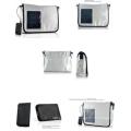 Nylon Material Inclined Shoulder Bag Type solar backpack
