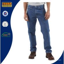 Mens Traditionelle Fit Arbeit Jeans