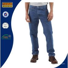 Jeans de trabajo de forma tradicional