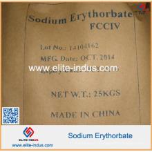Erythorbate de D-sodium de qualité alimentaire FCCIV