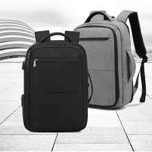 Rechargeable Business Gift Multi-Function Computer Backpack Large Capacity Student Backpack Custom Logo Computer Bag