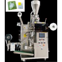 Machine à emballer les sachets de thé avec enveloppe extérieure