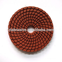 3''---10'' diamond polishing pad /water polishing pad / wet polishing pad