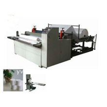 Toilet roll paper machine (JY-TA)