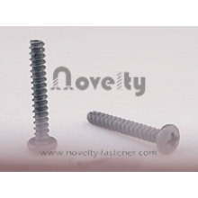 Tapping Screw With Flat Point