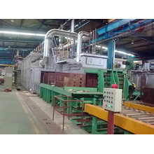 Pusher Type Copper Coil Bright Annealing Furnace (Industrial Furnace)