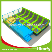 Factory price outdoor&indoor large trampoline park for sale,trampoline for amusement park LE.T2.504.091.02
