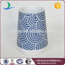 YSb50034-01-t Moderne Porzellan Badezimmer Zubehör Tumbler