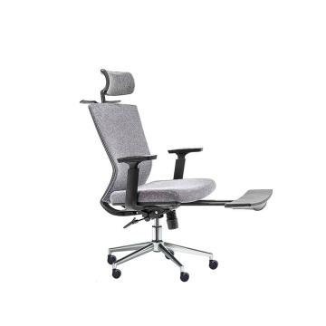 Perchero de silla ergonómica minimalista moderno de rejilla alta de precio EX-factory