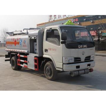 Dongfeng Duolika 5000L Fuel Transport Truck