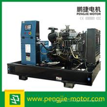 Быстрая поставка Водяное охлаждение 200кВт 250кВА Дизельный генератор открытого типа