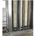 Vertical glass washing machine 2500A