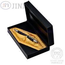 La plus populaire boîte de cadeau avec stylo Super cuivre Jms3037
