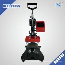 Xinhong nuevo diseño de bajo precio hat heat transfer machine