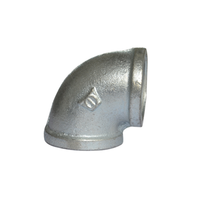 Hot dipped galvanized iron pipe fitting