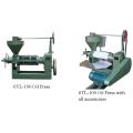 Máquina de óleo elétrica / prensa de óleo de parafuso (YZYX 140)