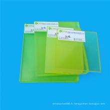 10 feuilles de PU flexibles de transfert de chaleur de 12 pouces