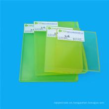 Duradera PU Material Bloques de poliuretano para mochila
