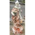 Stein Skulptur Geschnitzte Statue Marmor Carving für Garten Dekoration (SY-X1139)