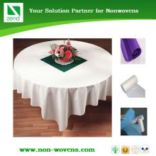 Recycled Polypropylene Material for Table Cloth Nonwoven Fabric