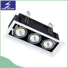 3*10W Spot Venture LED Grille Light