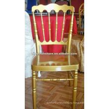 Алюминиевое наполеонное кресло XA3036
