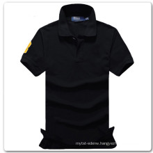 15PKPT17 2014-2015 high quality unisex cotton breathable couple polo shirt