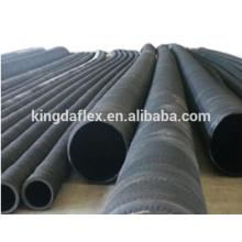 Stahldrahtgeflecht SAE 100 R4 Wellschlauch Hydraulikschlauch mit freien Proben