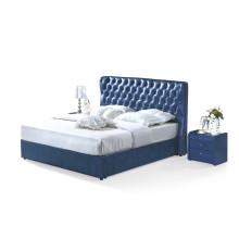 Moderne Leder-Schlafsofa-Möbel