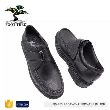 Komfort Männer Leder Hotel Uniform Schuhe