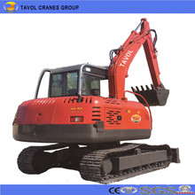 Sugarcane Wheel Hydraulic Excavator