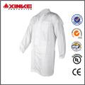 High qulity Cotton Flame Resistant lab Coat