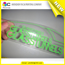 Good quality decoration custom window sticker