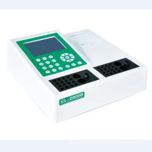 New Arrival Medical Double Channel Coagulometer with Good Price