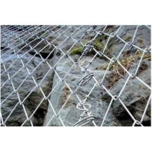 Wire Mesh for Rockfall Protection