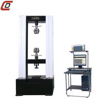 100 kn Static Electronic Testing Machine Universal