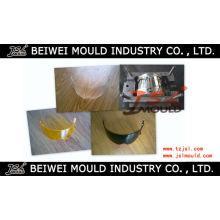 Boa injeção plástica Qualidade Viseira de Capacete Mold