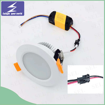 High Brightnes Ture White LED Downlight
