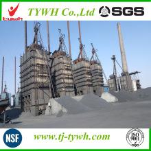 Aditivo calcinado del carbón del recarburizador del coque del petróleo