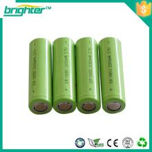 18650 batería 3.7v para la bici eléctrica de la fábrica de China