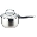 Stainess steel Saucepan with lid