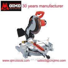 miter saw 255mm 1800w 5000r/m yongkang qimo