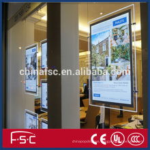 Advertising boards for sale led crystal light box