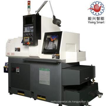 Aluminium Druckguss, der vertikale CNC-Drehbank-Maschine BS205 macht