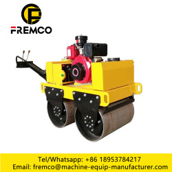 Compaction Mini Compactor Road Roller